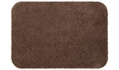 Fußmatte, »Willa«, Home affaire Collection, rechteckig, Höhe 9 mm, maschinell getuftet kaufen
