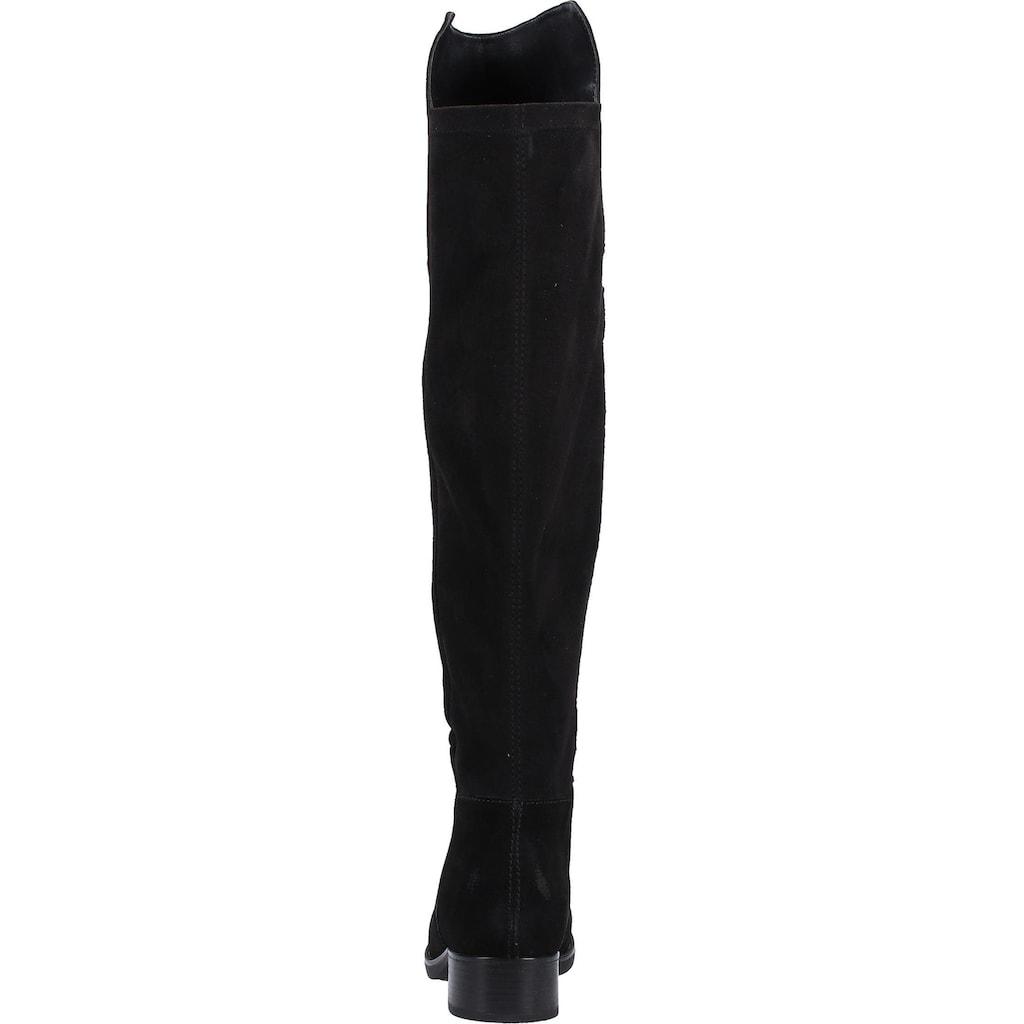 Geox Stiefel »Velourleder/Textil«