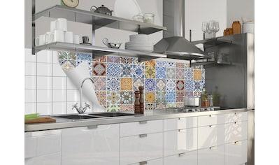 Küchenrückwand »fixy Pablo Fliese« kaufen