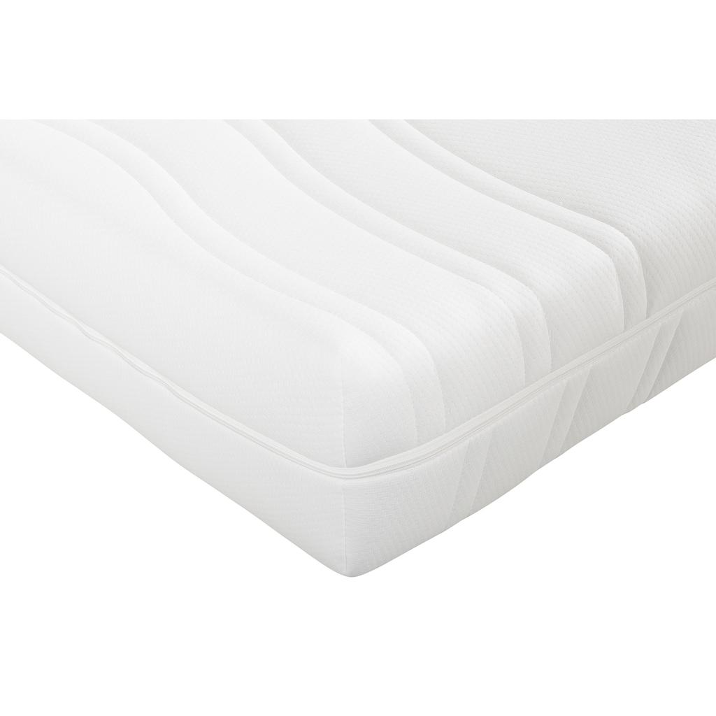 BeCo EXCLUSIV Komfortschaummatratze »High Relax«, 21 cm cm hoch, (1 St.)