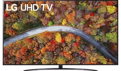 "LG LCD-LED Fernseher »75UP81009LA«, 189 cm/75 "", 4K Ultra HD, Smart-TV kaufen"