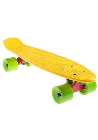 SportPlus Miniskateboard »Yellow SP - SB - 305« kaufen