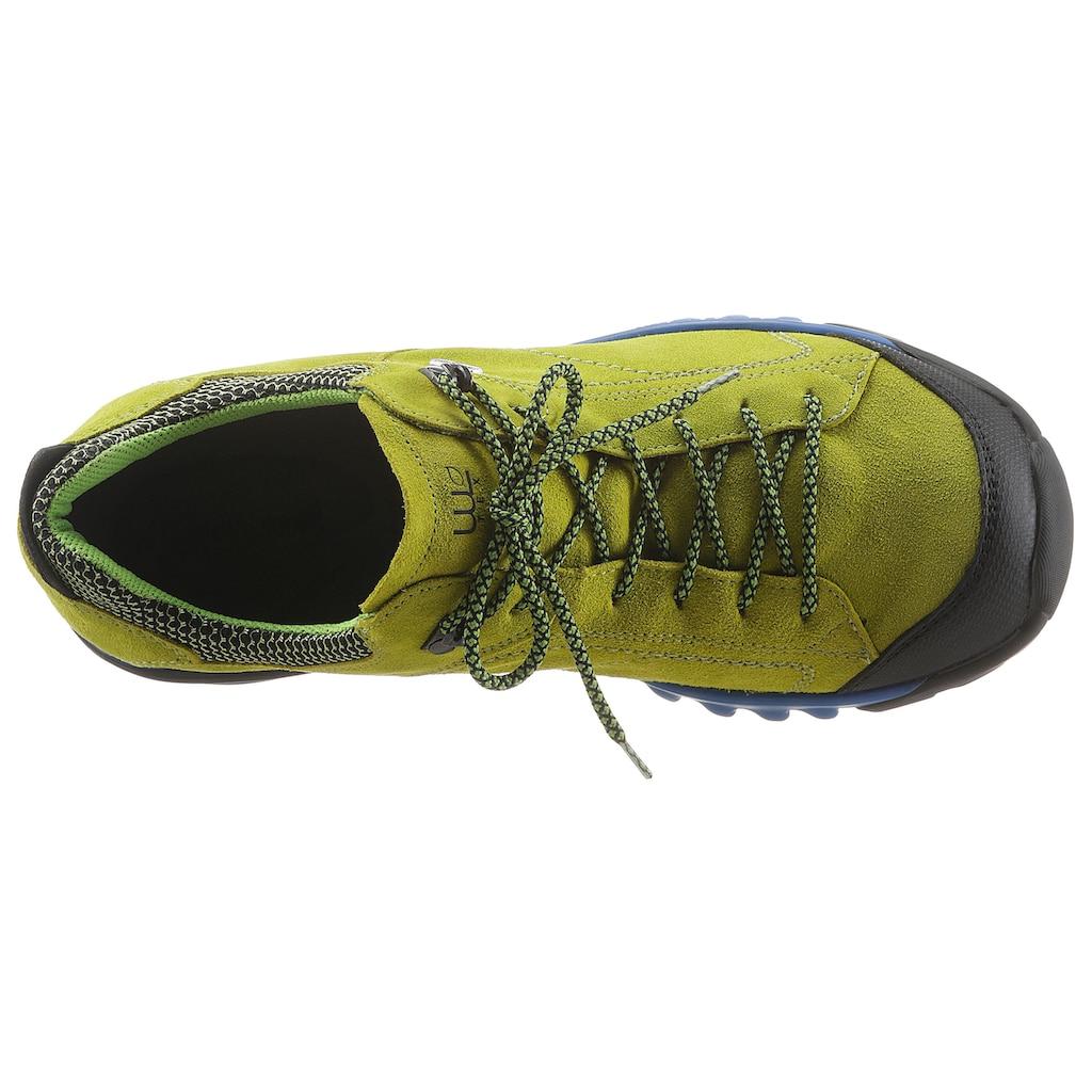 Waldläufer Sneaker »H-FRITZ«, mit wasserabweisender TEX-Ausstattung, Komfortweite