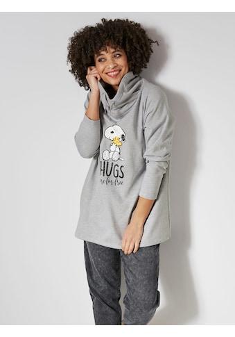 "Angel of Style Sweatshirt, mit ""SNOOPY"" Print kaufen"