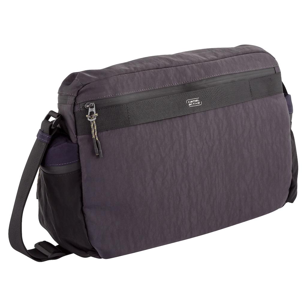 camel active Messenger Bag »Madison«, mit praktischer Einteilung