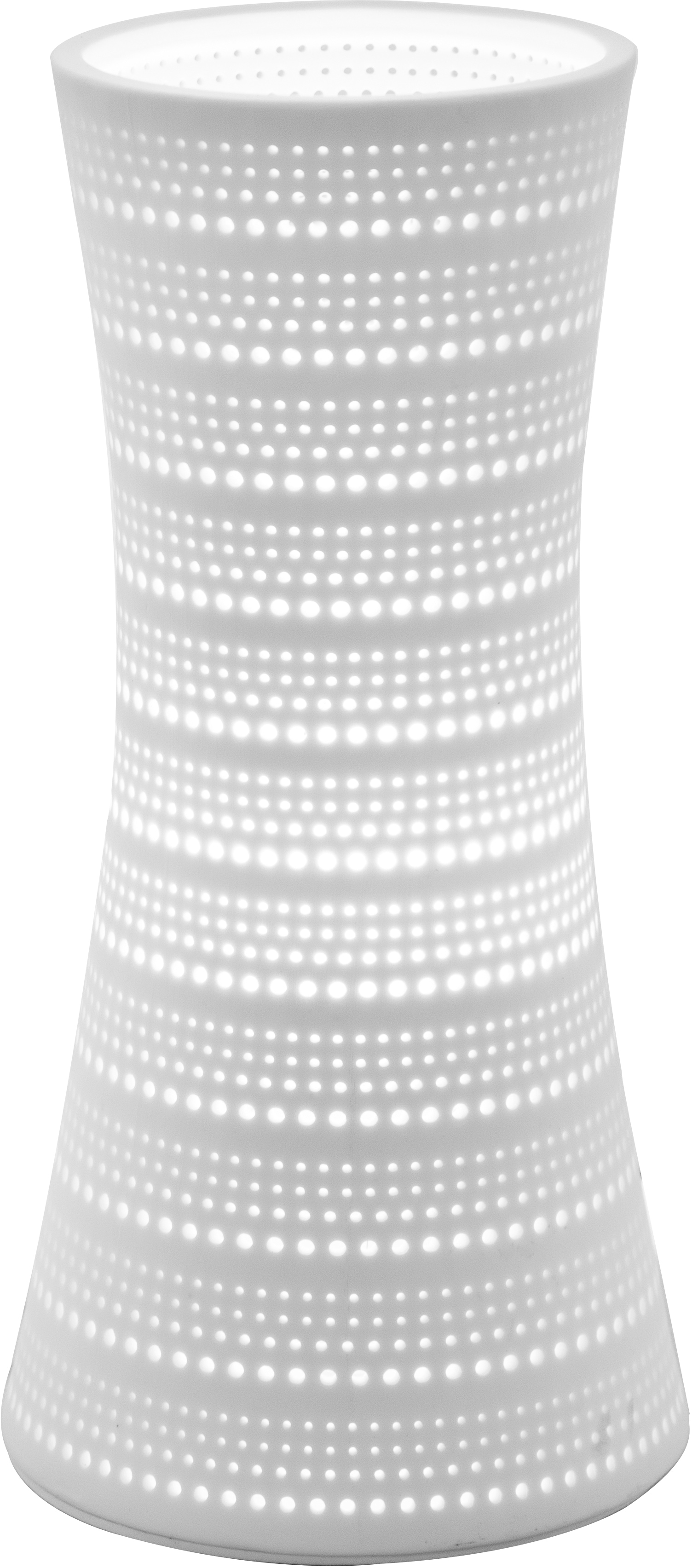 Nino Leuchten Tischleuchte Caro, E14, 1 St.