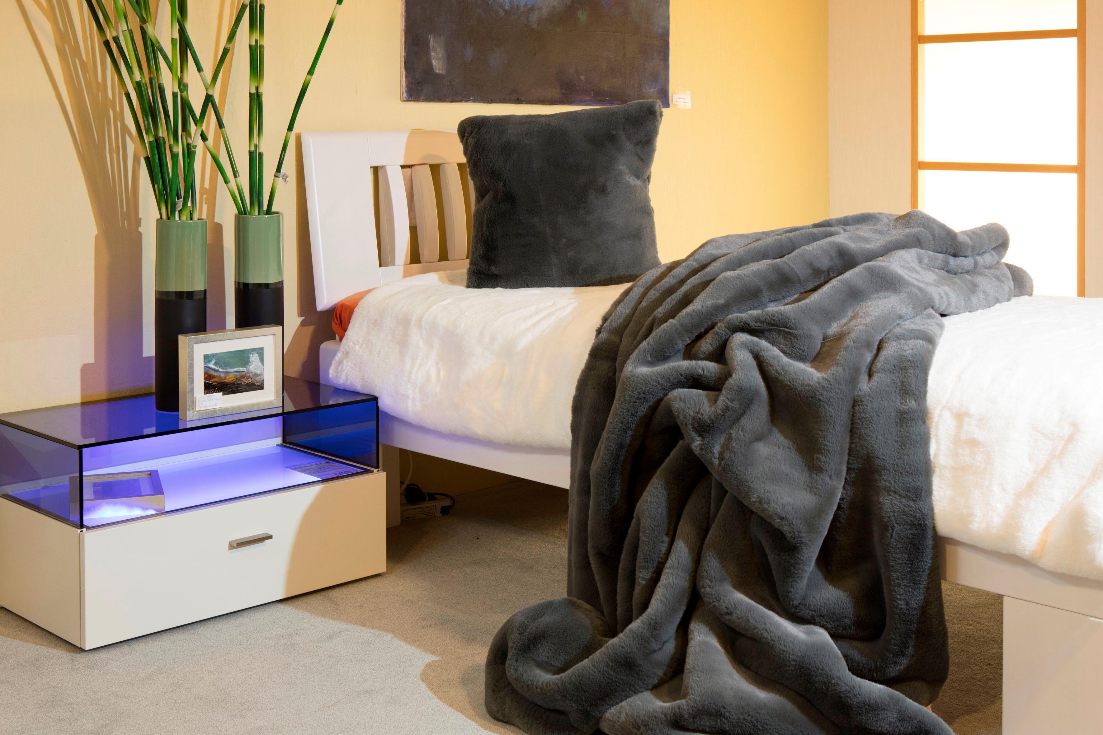 Wohndecke Grauer Fuchs Star Home Textil Auf Rechnung Baur