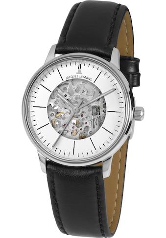 Jacques Lemans Mechanische Uhr »Retro Classic, N-207ZA« kaufen