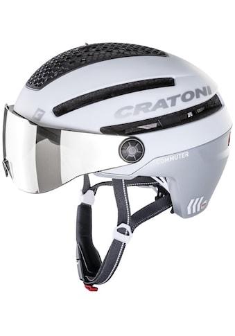 Cratoni Fahrradhelm »Pedelec-Helm Commuter«, eingebautes Rücklicht, Reflektoren kaufen