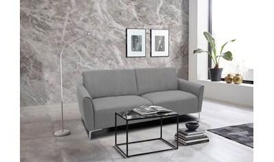 Places of Style 2-Sitzer »Akron«, modernes Design in zwei Bezugsqualitäten kaufen