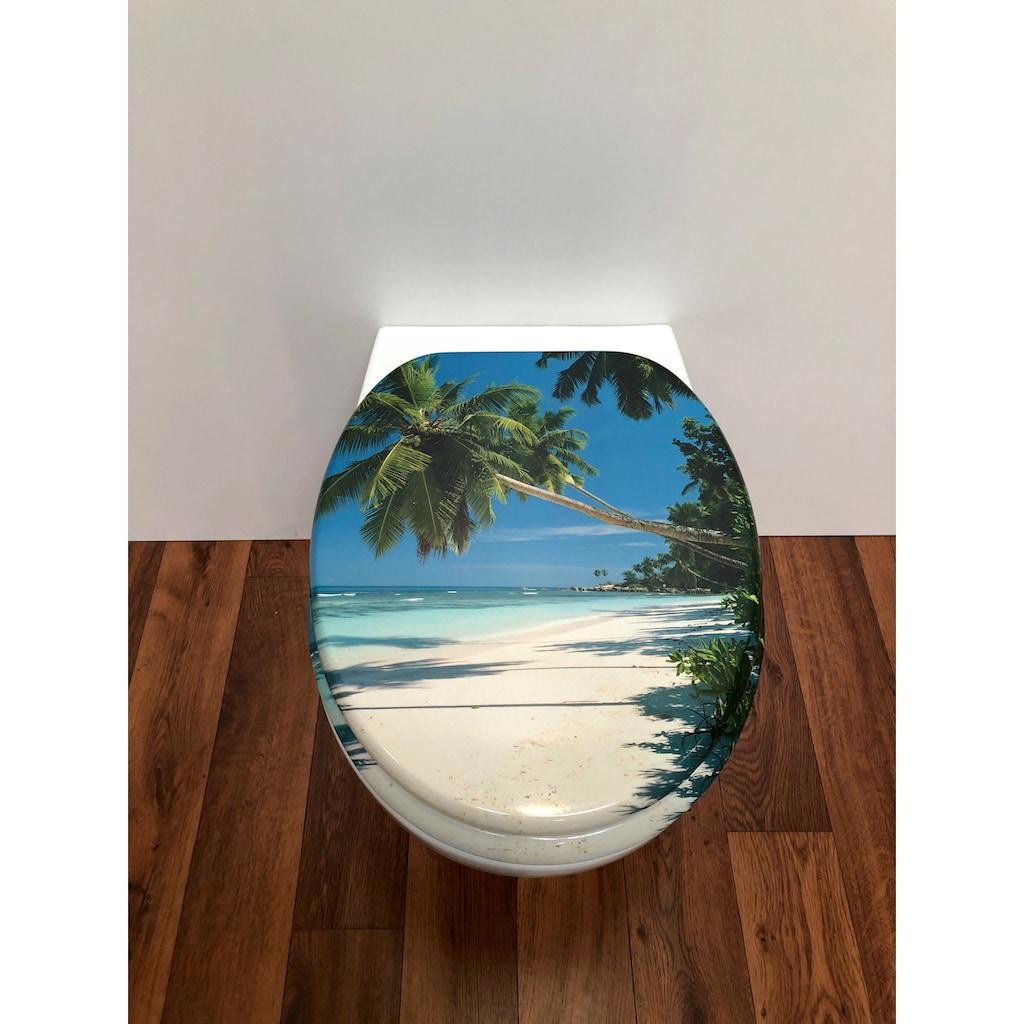 ADOB WC-Sitz »Koh Samui«