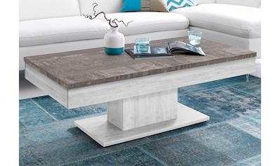 Couchtisch, mit Stauraum, verschiebbare Tischplatte kaufen