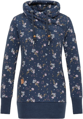 Ragwear Plus Sweater »NESKA FLOWERS« kaufen
