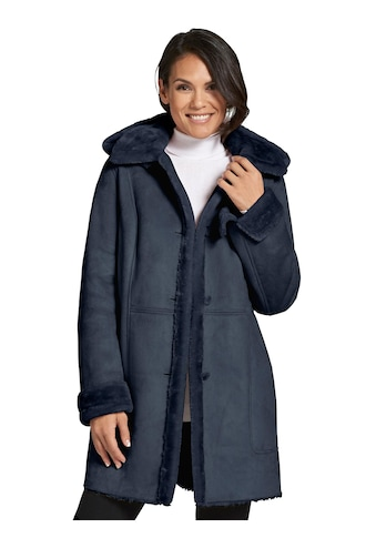 Mainpol Jacke im kuschelweichen Lammfell - Imitat kaufen