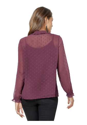 Creation L Bluse in transparenter Struktur - Optik kaufen