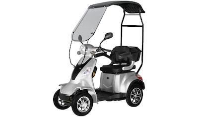Didi THURAU Edition Elektromobil »4 - Rad Palermo mit Wind -  und Wetterschutz 15 km/h«, 1000 W, 15 km/h (mit Topcase) kaufen