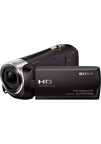 Sony »HDR - CX240E« Camcorder (Full HD, 27x opt. Zoom) kaufen
