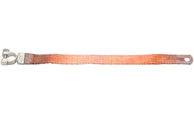RAMSES Fahrzeugleitung , Batterie Masseband 350 mm / 21 mm² Stahl verzinnt 5 Stück kaufen