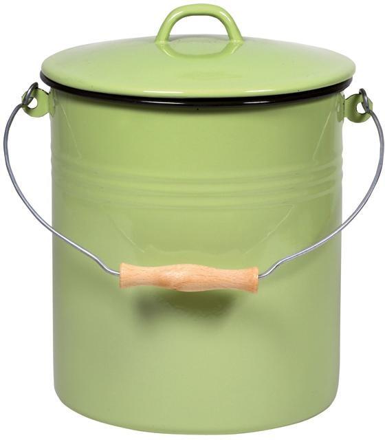 Krüger Mülleimer Wohnen/Haushalt/Haushaltswaren/Küchenhelfer/Mülleimer/Küchen-Mülleimer