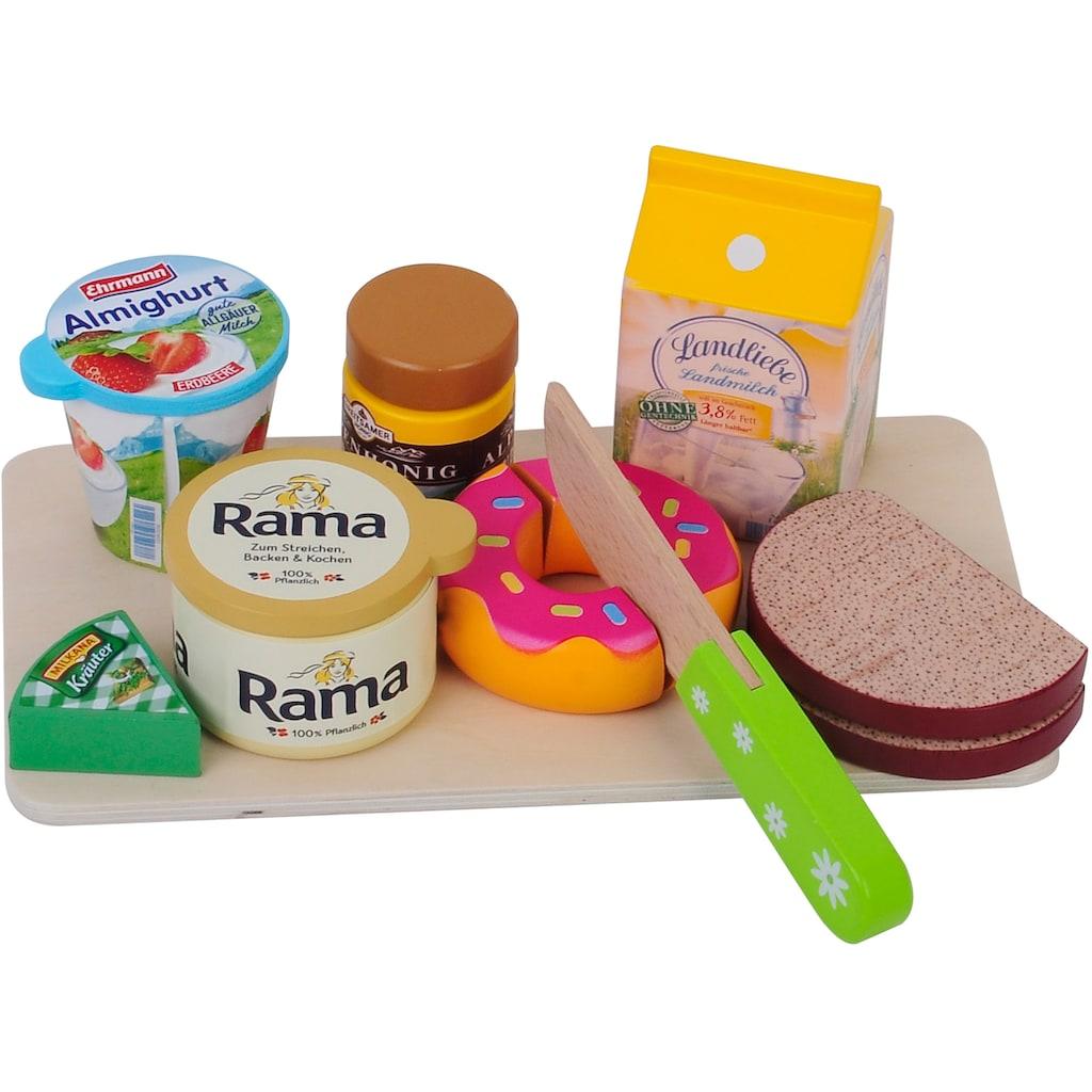 Tanner Spiellebensmittel »Frühstücks-Set«, aus Holz