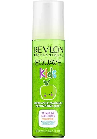 REVLON PROFESSIONAL Leave-in Pflege »Equave kids Green Apple Hypoallergenic Detangling... kaufen