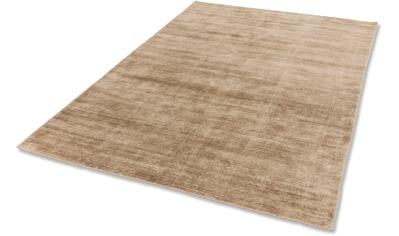 SCHÖNER WOHNEN-Kollektion Teppich »Alessa«, rechteckig, 5 mm Höhe, Viskose, Wohnzimmer kaufen