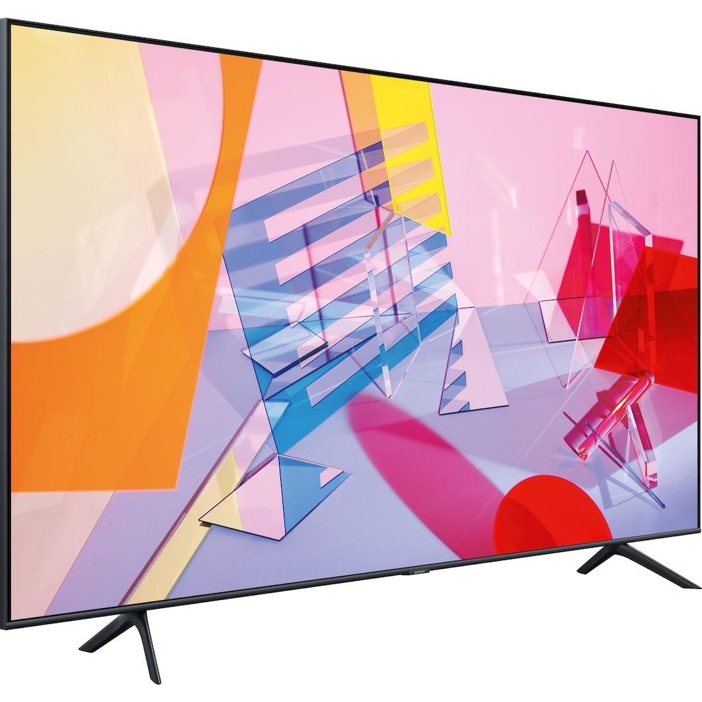 "Samsung QLED-Fernseher »GQ75Q60T«, 189 cm/75 "", 4K Ultra HD, Smart-TV"