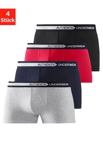 AUTHENTIC UNDERWEAR Boxer (4 Stück) kaufen