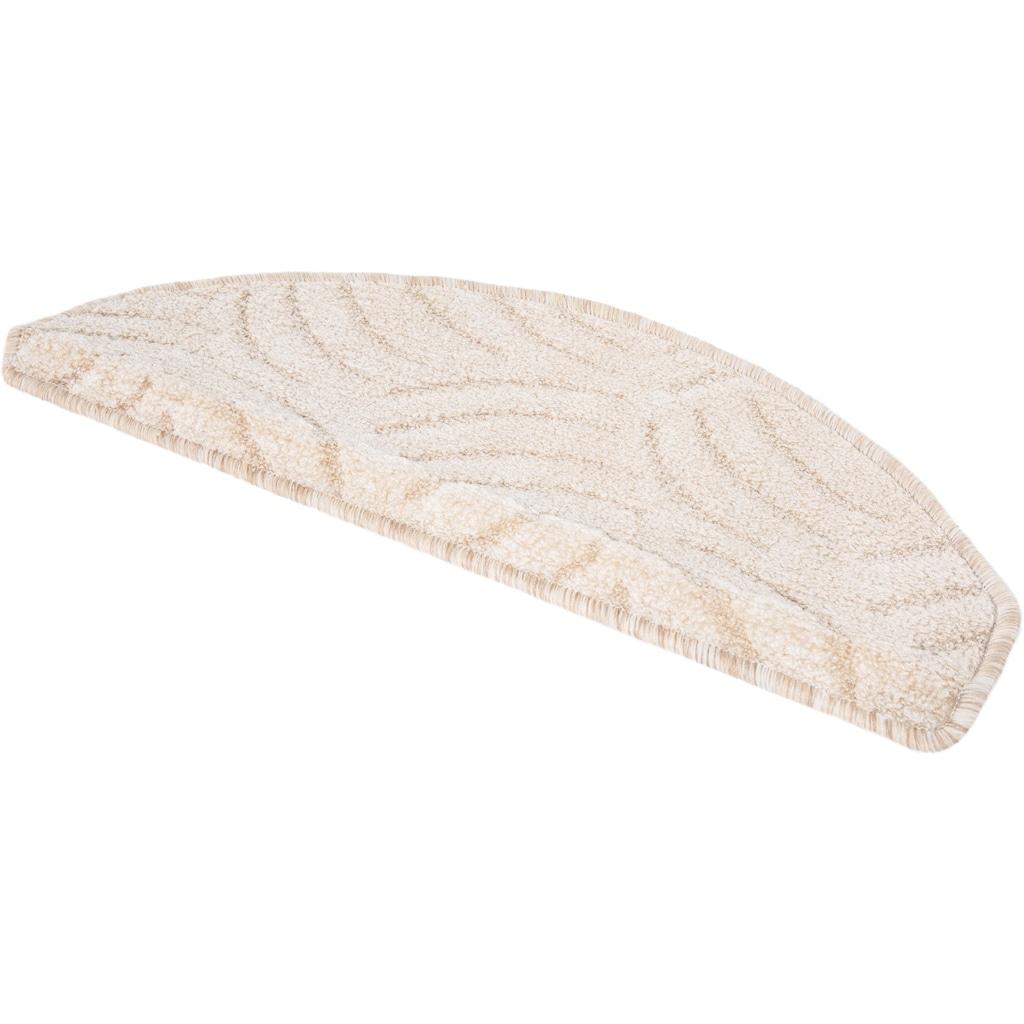 Andiamo Stufenmatte »Amberg«, halbrund, 9 mm Höhe, Hoch-Tief-Struktur, erhältlich als Set mit 2 Stück oder 15 Stück