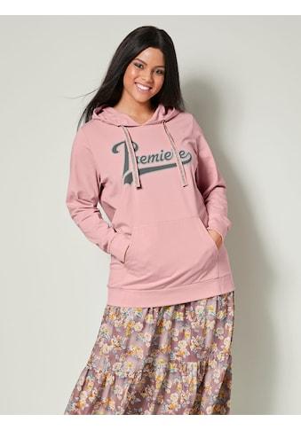 Angel of Style by Happy Size Sweatshirt mit Schriftzug kaufen