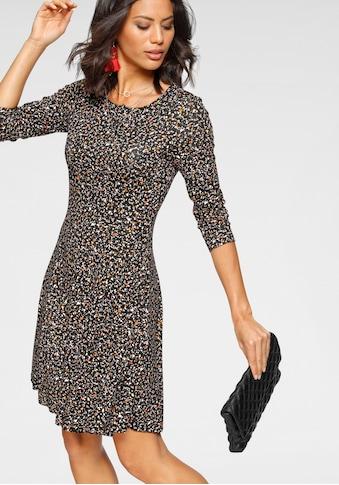 Laura Scott Jerseykleid, mit modischem Allover-Print kaufen