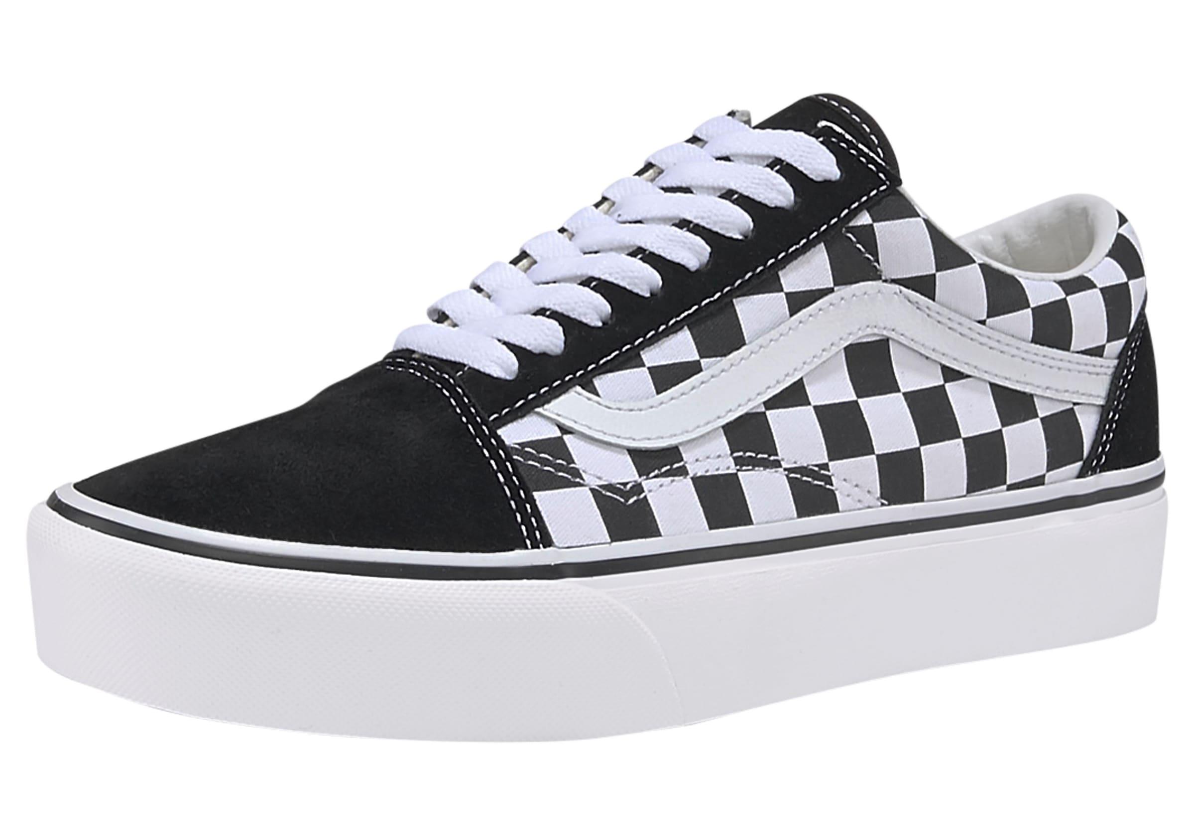 Vans Checkerboard Old Skool Sneaker | Vans schachbrett