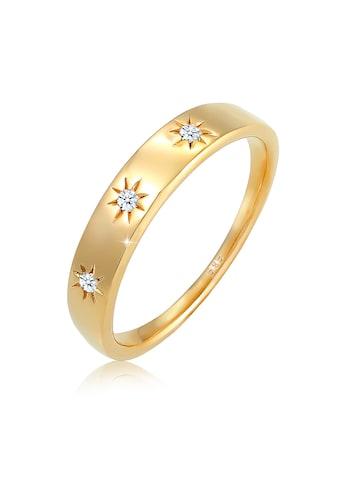 Diamore Diamantring »Verlobung Stern Diamant 0.06 ct. 585 Gold« kaufen