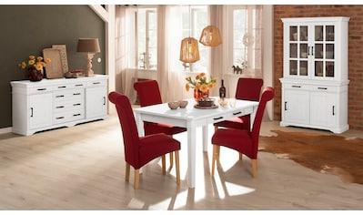 Home affaire Esstisch »Anabel« kaufen