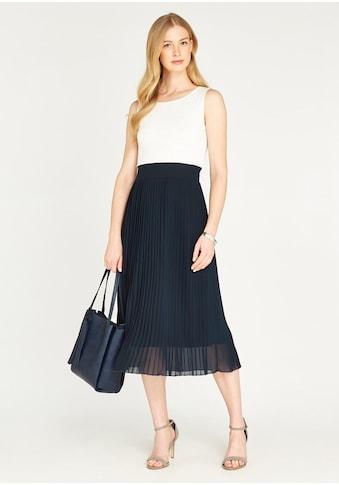 Apricot Plisseekleid »Lace Midi Pleat Dress« kaufen