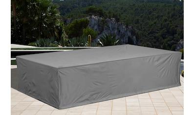 KONIFERA Gartenmöbel-Schutzhülle, LxBxH: 300x180x75cm kaufen