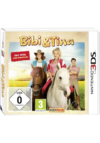 Kiddinx Spiel »Bibi & Tina: Das Spiel zum Kinofilm«, Nintendo 3DS, Software Pyramide kaufen