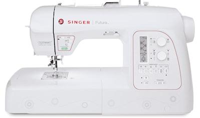 Singer Näh -  und Stickmaschine Futura XL - 580 kaufen