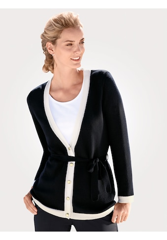 Mona Strickjacke aus feiner Merino-Wolle kaufen
