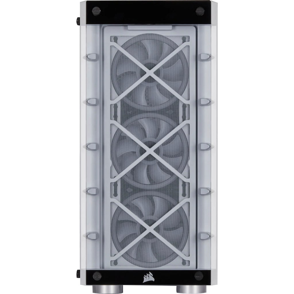 Corsair PC-Gehäuse »iCUE 465X RGB Midi Tower«
