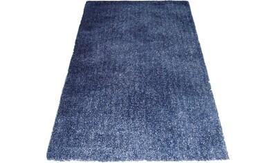my home Teppich »Milu«, rechteckig, 20 mm Höhe, Melange-Optik, Wohnzimmer kaufen