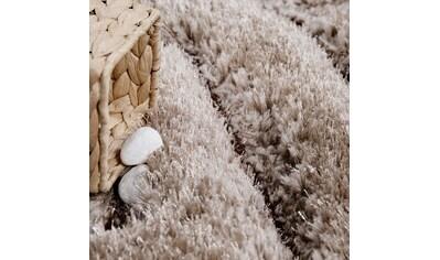Paco Home Hochflor-Teppich »Palma 337«, rechteckig, 40 mm Höhe, geometrisches Design,... kaufen
