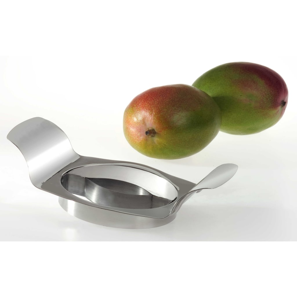 GSD HAUSHALTSGERÄTE Obstschneider, für Mango, aus Edelstahl