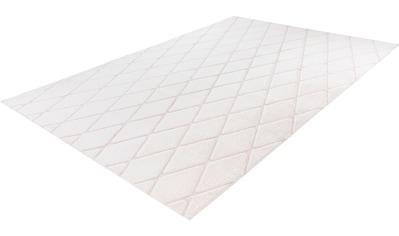 Home affaire Teppich »Tilana«, rechteckig, 20 mm Höhe, retro, Wohnzimmer kaufen