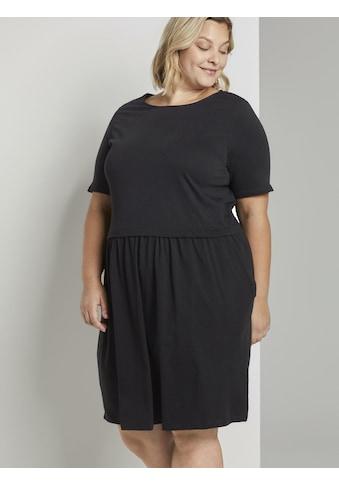 TOM TAILOR MY TRUE ME Jerseykleid »Feminines Jersey-Kleid« kaufen