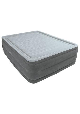 Intex Luftbett »Comfort - Plush Elevated Air Kit Queen« kaufen