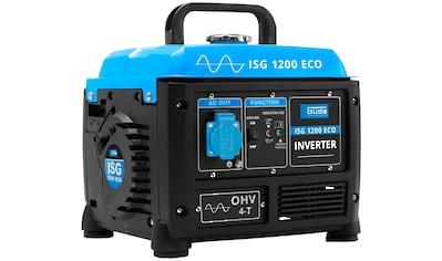 Güde Stromerzeuger »ISG 1200 ECO«, inkl. 230 V Steckdose und Ladekabel kaufen