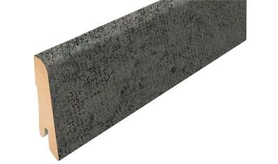 EGGER Packung: Sockelleiste »L563  -  Impianto Teppich grau«, 6 cm Sockelhöhe kaufen