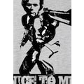LOGOSHIRT T-Shirt »NICE TO MEET YOU«, mit Dirty Harry-Print
