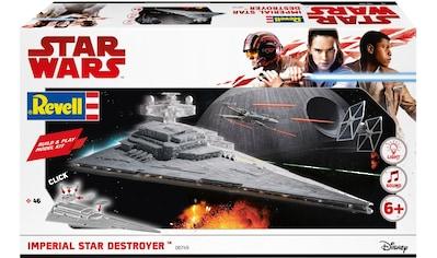 Revell® Modellbausatz »Build & Play-Disney Star Wars™ Imperial Star Destroyer™«,... kaufen